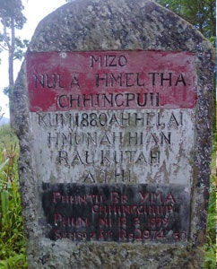 Memorial of Chhingpui
